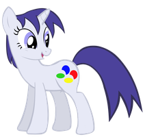 Pony OC: 16-Bit by gamemastertom