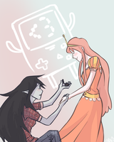 Bubbline by artist-omako