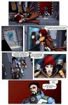 A question of Faith Page 4 (Words) by k1lleet