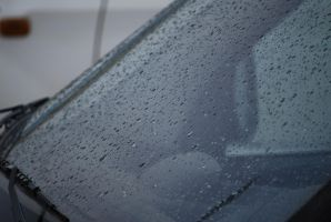 Wet Windshield by krazy3