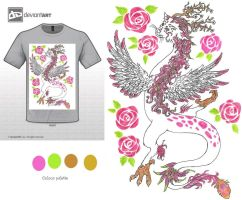 Mythical Creatures Design Entry by DominiqueDuong