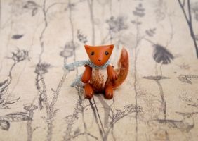 Woodland fox by freedragonfly