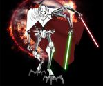 General Grievous by isaelle
