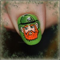 irish leprechaun by MadamLuck