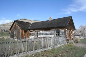 Bannack Ghost Town 200 by Falln-Stock