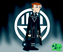 Black lantern corps: scott by skull1045fox