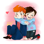 G+F Just Friends by ActionKilljoy