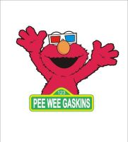 elmo gaskins by request by ricoweirdo