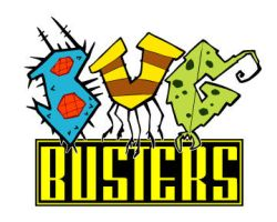 Bug Busters logo-reject by andrewchandler80