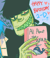 Happy Birday 2D by Schwitz