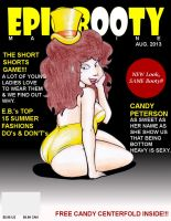 Candy's Epic Booty Cover by ImfamousE