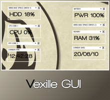 Vexille GUI by Rasylver