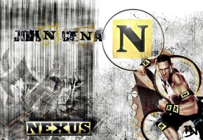 WWE....Cena is Nexus by Gogeta126