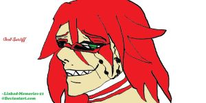 Grell Sutcliff Paint by Linked-Memories-21