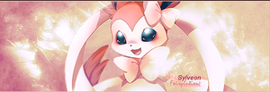 Sylveon Signature by Chalkali