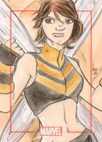 Ultimate Wasp by Bulun