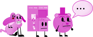 Pink-ified Objects 2 by domobfdi