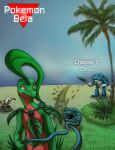 Pokemon Beta Ch.7 Title by the-b3ing