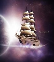 Space Cruise by Schindlersky