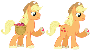 S3- Apple Jack by Wicklesmack
