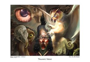 Traumatic Visions by tegehel
