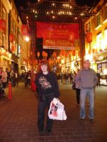 Me in Chinatown by Lelias