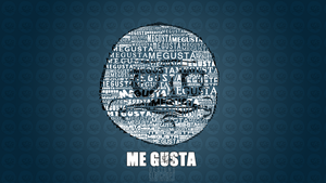 MeGusta Wallpaper by elbichopt