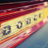 Dodge Logo by AljoschaThielen