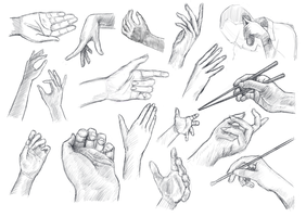 Hand Sketches by Stosyl