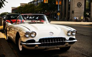 Evening Vette by danitzh