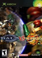 Metroid vs Halo by Maza117