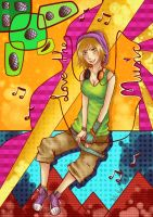 Love The Music by I3umblebee