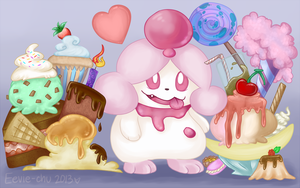 Sweets for the Sweet by Ambunny