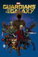Guardians of the Galaxy by ChickenzPunk