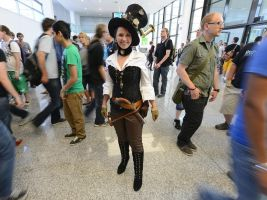 Steampunkt at gamescom by claudi353
