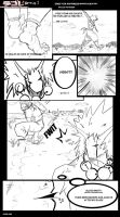 SDL DUEL page one by ixtrove