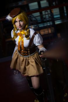 Mami Tomoe by IndoGoEcho
