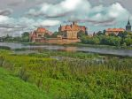 Fortress of Teutonic Knights by marrciano