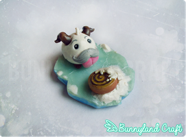 The trials of the Poro? by BunnyLandCraft