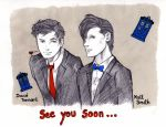 The Two Doctors...! by WhatItMeansToBeHuman