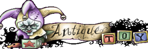 Antique Toy by asphyx0r