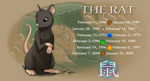 Year of the Rat by BlazeTBW