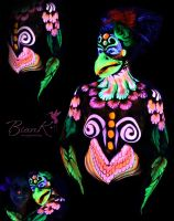 Fluo 4 Biank by Biank-ART