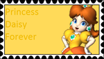 Princess Daisy Forever Stamp by RedqueenAllison