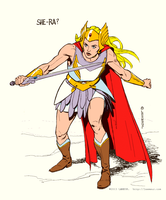 She-Ra? by Laemeur