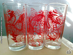 Vasos Dragon Chinese by XSol-StudiosX