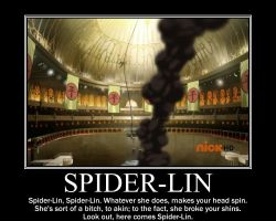 Spider-Lin by Volts48