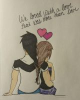 Love quote :3 by Akumi123456788