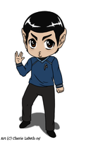 Live Long And Prosper by Iabeth