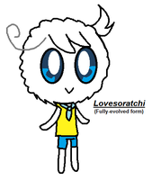 Lovesoratchi (Fully-Evolved) by CaffrinLuvsDHMIS